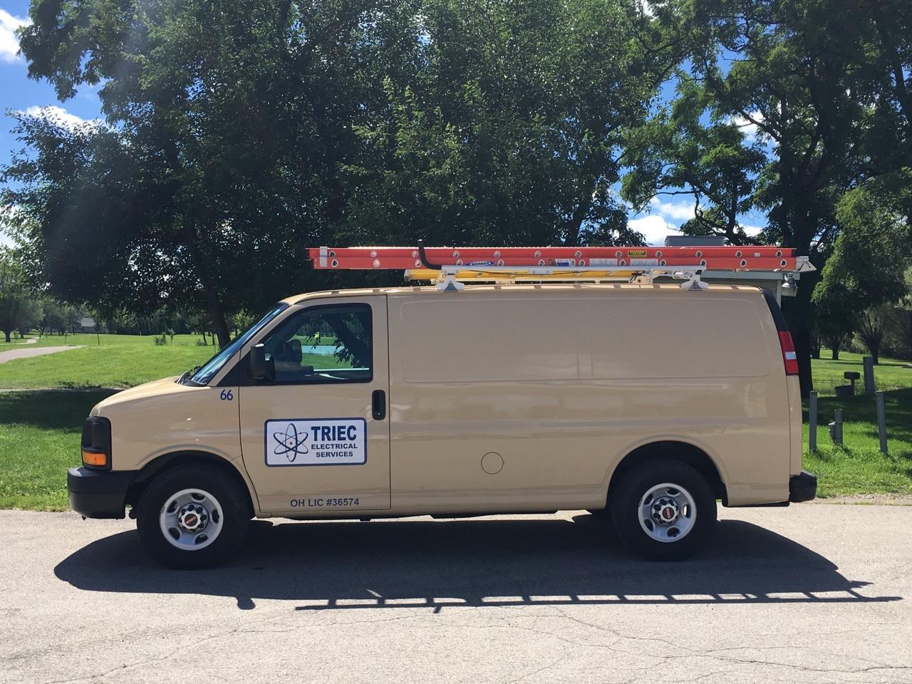 Triec Service Van